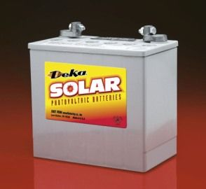 Mk Battery Deka Solar 12v Gelled Electrolyte 8g22nf Deka A Gel Cell Is A Recombinant Battery This Means That The Oxygen That Is N Solar 12v Battery Repair