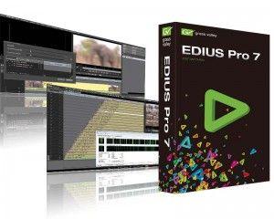 Edius Pro 7 Crack + Serial Number Download | Keys | Software