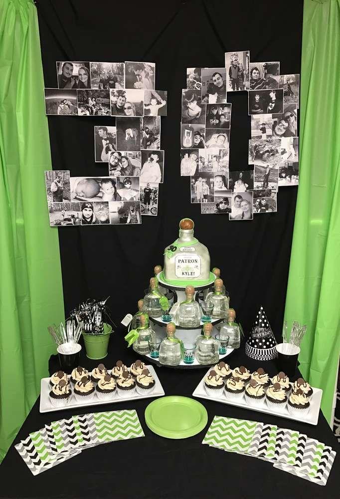 Patron Birthday Party Ideas Husband Birthday Parties Birthday