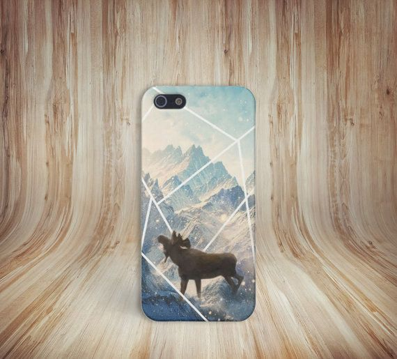 This spectacular phone case. | 21 Adorable Moose Products For Anyone Who Just Loves Moose
