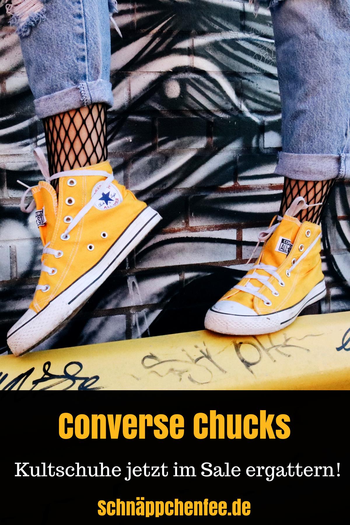 best sneakers 65c7d 0b8ac Converse Sale: Trendige Modelle schon für 24,99€ shoppen ...