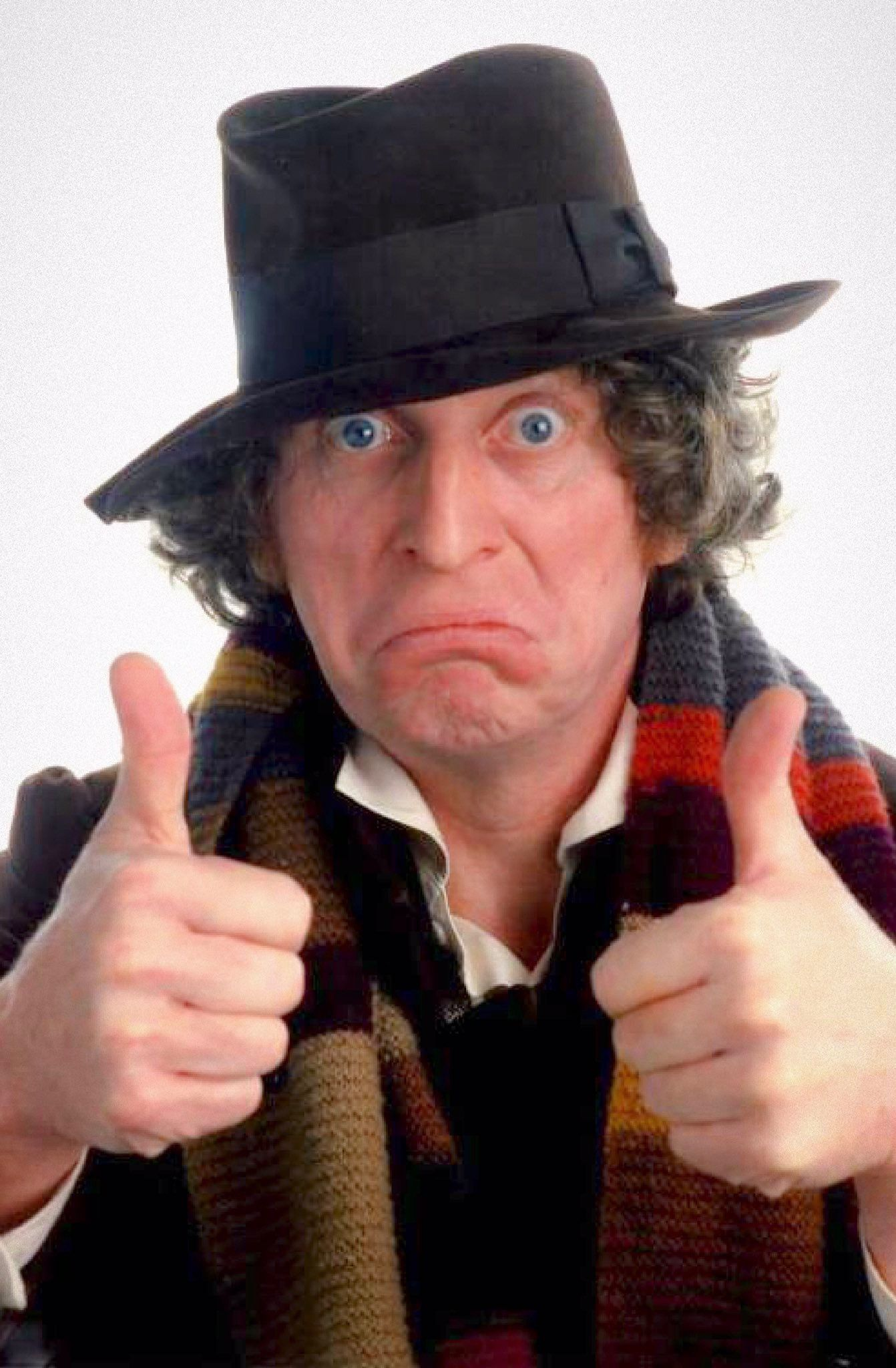 Watch Tom Baker (born 1934) video