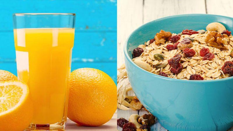 5 saker du INTE ska äta till frukost