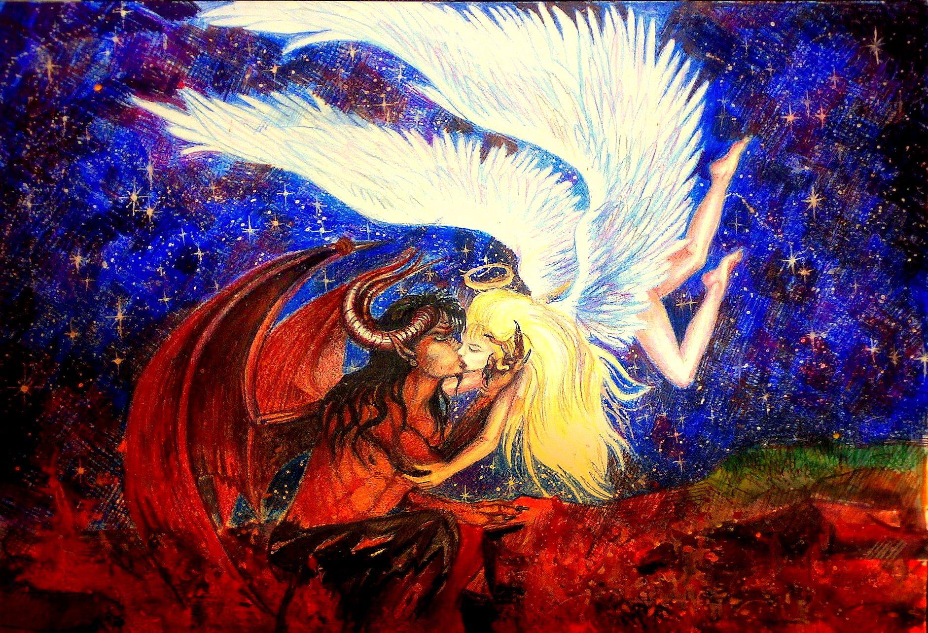 Anime Angel, Art, Fantasy Art
