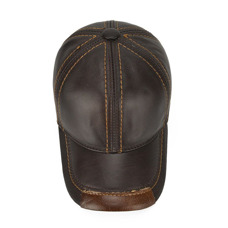 1f66b27f genuine-leather-cap ONLY FOR YOU 17526 - NEWCHIC Mobile | Laser cutting