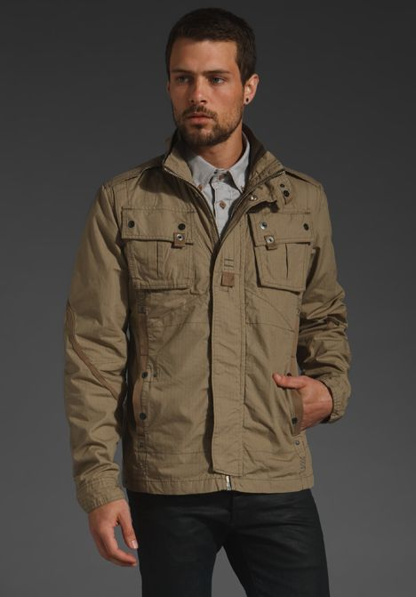 G-Star Halo Ricolite Overshirt Jacket | add an edge | Pinterest