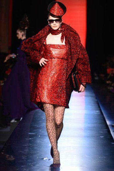 Jean Paul Gaultier Haute Couture - შემოდგომა-ზამთარი 2013-2014 (პარიზი)