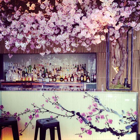 Food Drink Japanese Restaurant Interior Japanese Bar Restaurant Interior Design