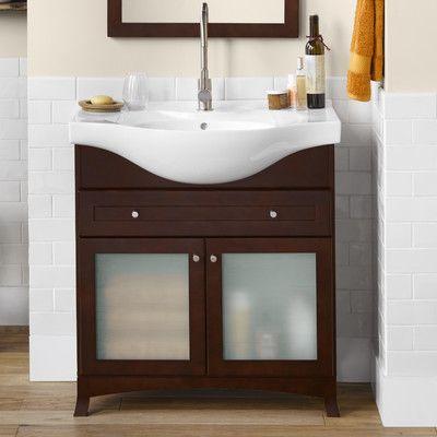Ronbow Adara 31 Single Bathroom Vanity Base Only Bathroom