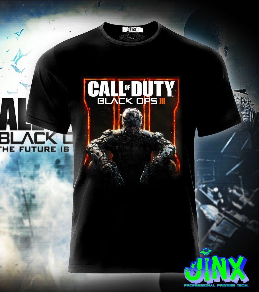 muchos Colores. Call of Duty T-Shirt Varios Diseños! Niños