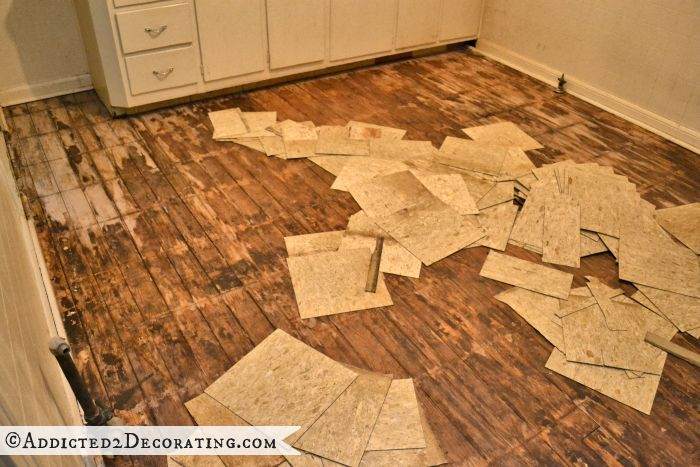 1950 Asbestos Sheet Flooring Identification How To Inspect