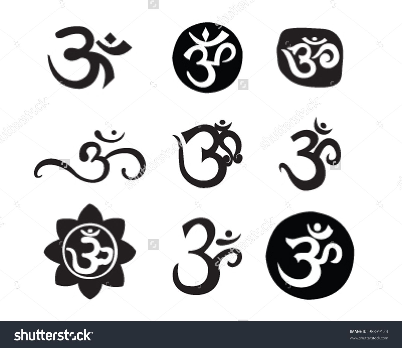 Om aum symbol tattoo pinterest symbols om and tattoo om aum symbol buycottarizona Gallery