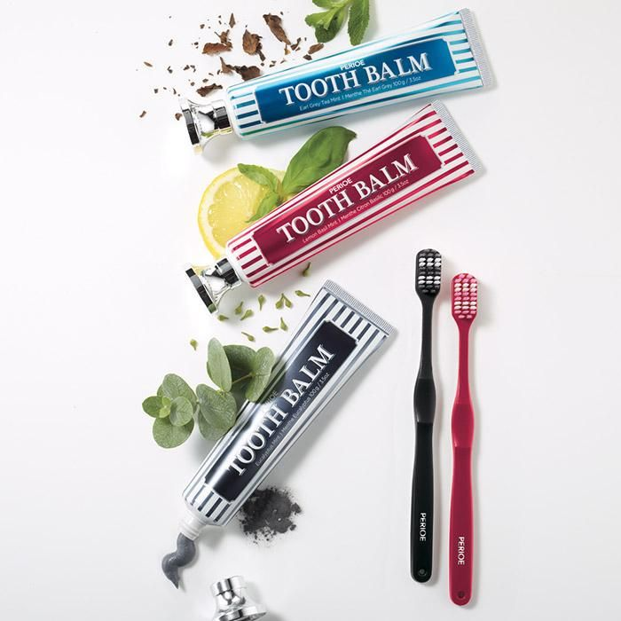 Perioe Tooth Balm Toothbrushes by Avon