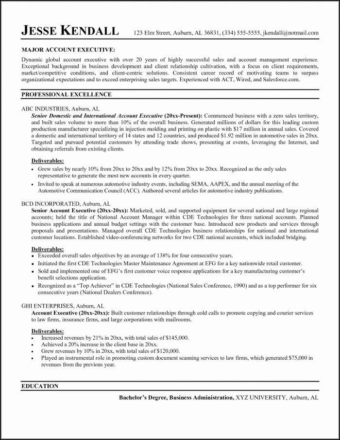23 Sales Representative Resume Description in 2020