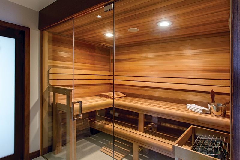 Badezimmer sauna ~ Sauna in the home outstanding ideas that everyone need to see