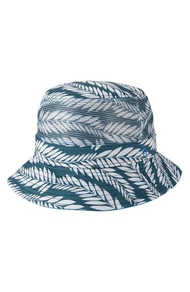 b651ab329bd835 Free shipping and returns on Original Penguin Palm Print Bucket Hat at  Nordstrom.com. Tropical palm print adds even more laid-back vibes to a classic  bucket ...