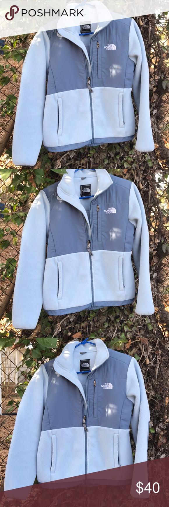 North Face Denali Baby Blue Fleece Jacket The North Face Fleece Jacket North Face Jacket [ 1740 x 580 Pixel ]