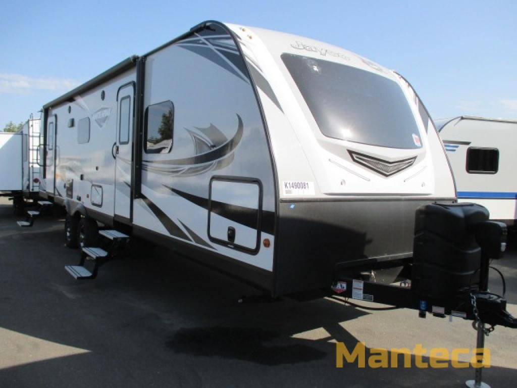 New 2019 Jayco White Hawk 30rls Travel Trailer At Manteca Trailer