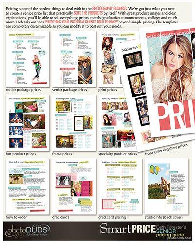 smartPRICE | Beth Forester SENIOR price booklet template