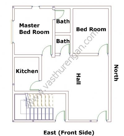 cool east facing vastu home plan. Image result for vastu house plans east facing 3 bed room