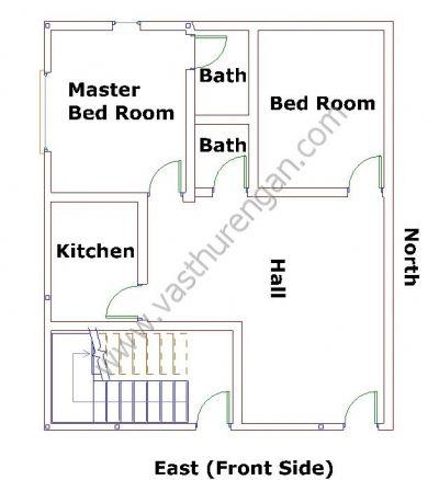 Image result for vastu house plans east facing house 3 bed room image result for vastu house plans east facing house 3 bed room malvernweather Choice Image