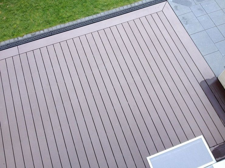 cost to build waterproof decking Sevilla ,non absorbent composite - wpc terrassendielen kunststoff
