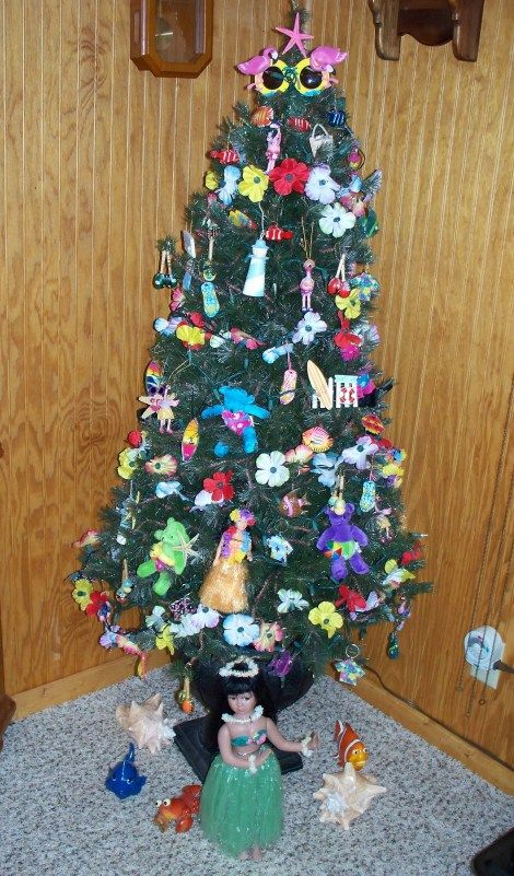 My year round tree and my friday giveaway decorating for Year round christmas tree