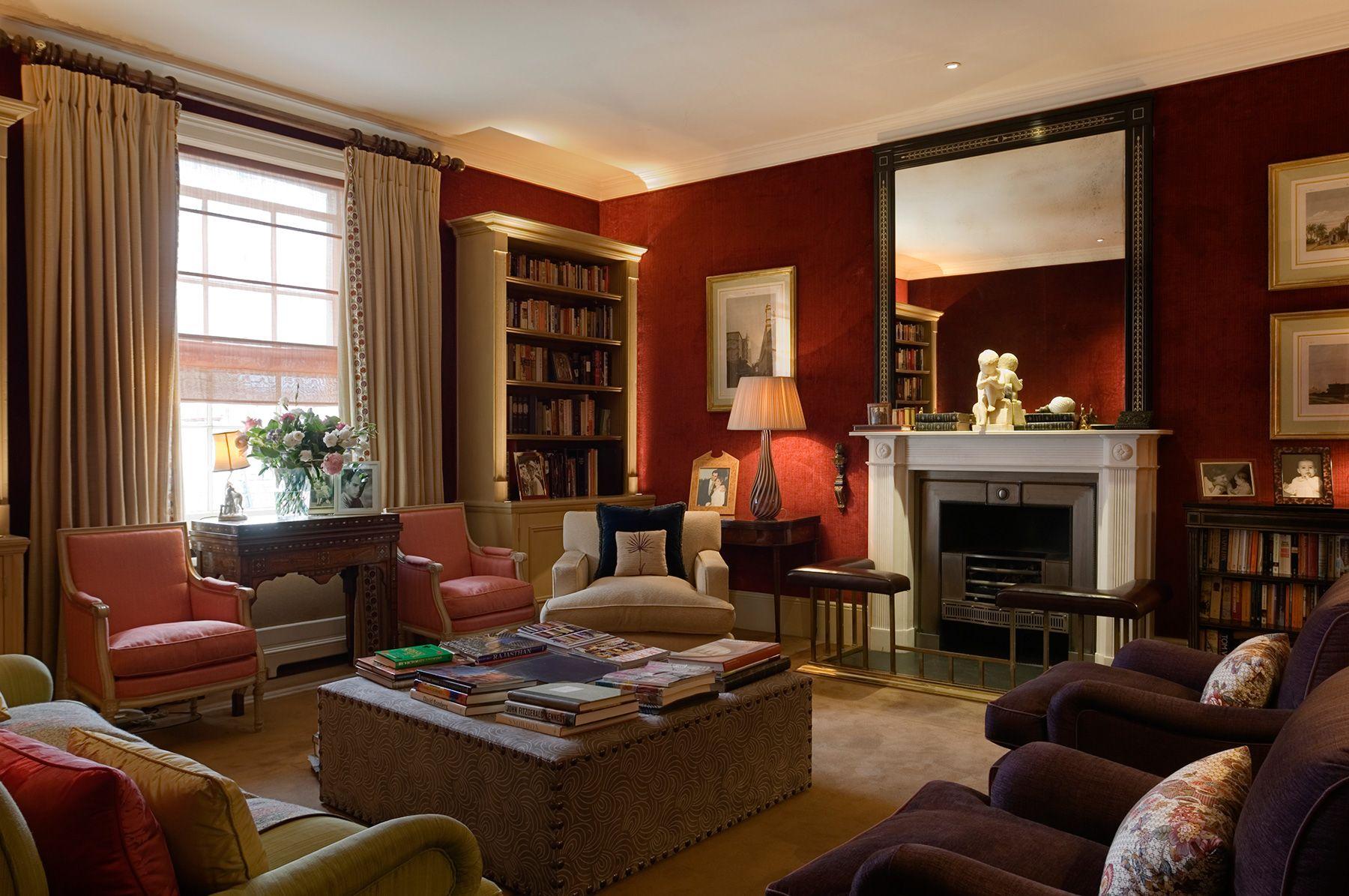 INTERIOR DESIGN LONDON HOUSES Pimlico