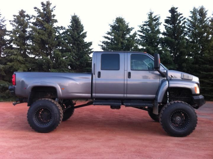 Chevy Kodiak 10in Lift Trucks Kodiak Truck Truck Yeah
