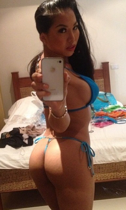 Asian thong pictures