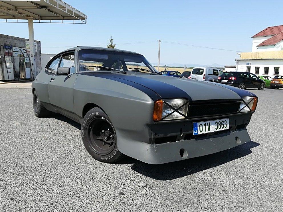 Ford Capri Mk2 X Pack