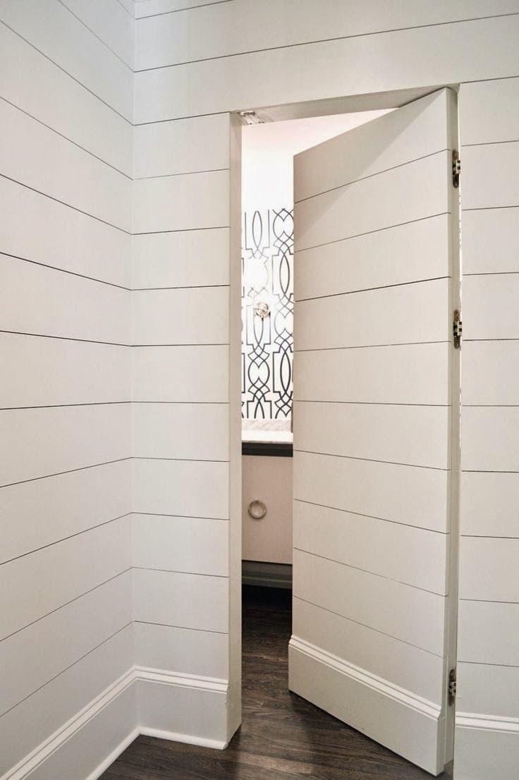 Shiplap Hidden Rooms Glass Doors Interior Doors Interior