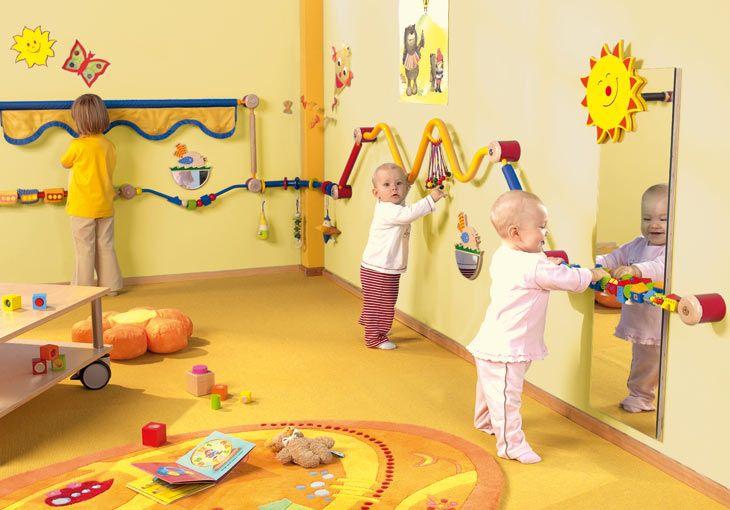 basisraum gruppenr ume raumkonzepte kinder unter 3. Black Bedroom Furniture Sets. Home Design Ideas