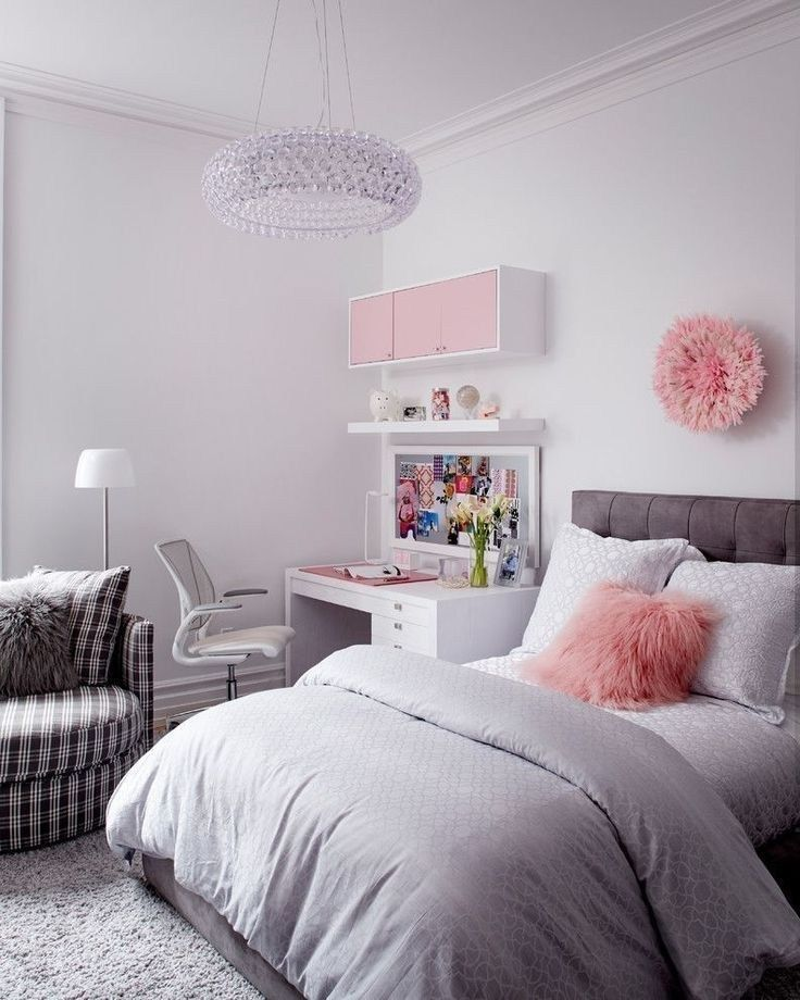 55 pretty pink bedroom ideas for your lovely daughter 24 images
