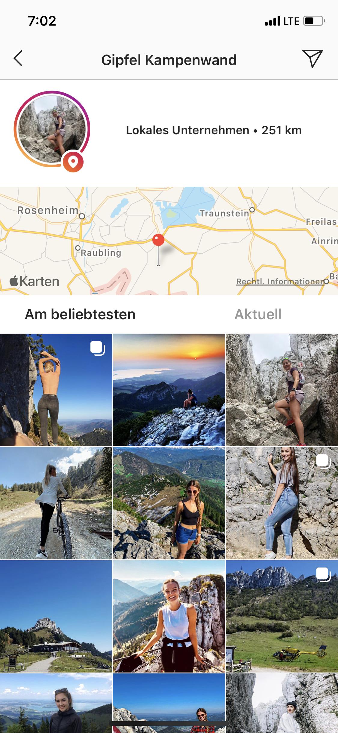Pin Von Clarakatharina Auf Wandern In 2020 Traunstein Unternehmungen Rosenheim