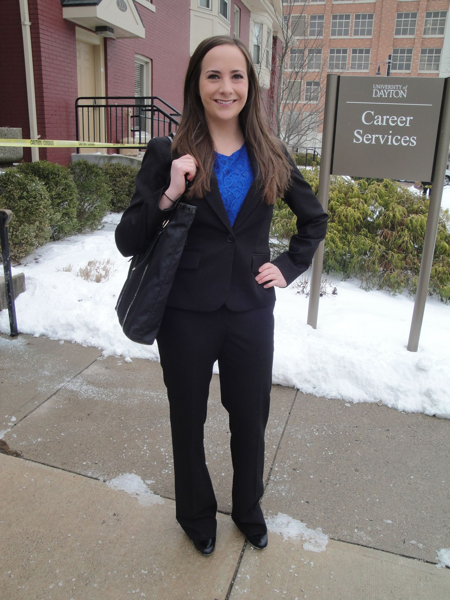WHAT TO WEAR: Career Fair | Career Day Tips | How to wear