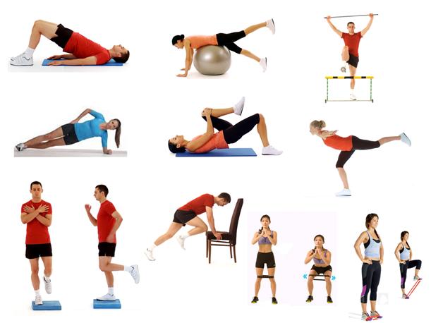 Resultado de imagen para bursitis trocanterea ejercicios