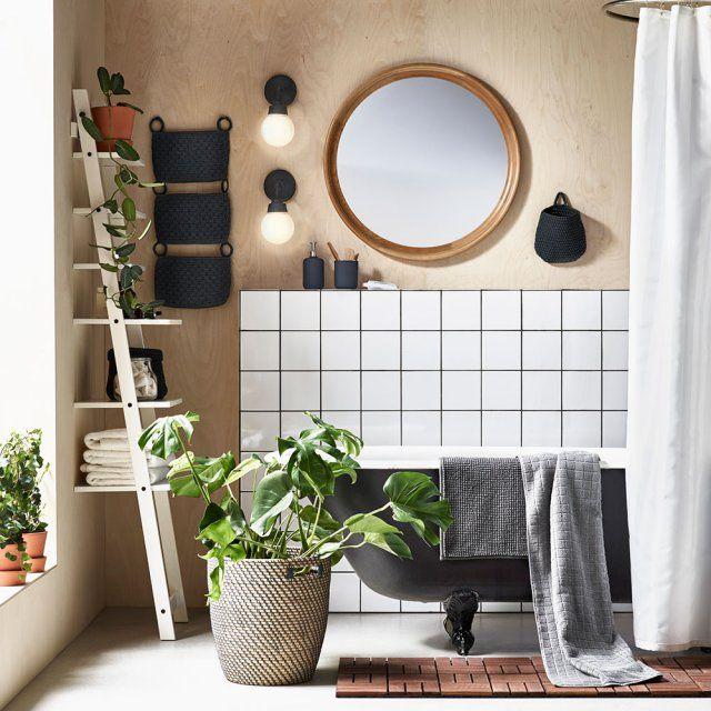 6 éclairages de salle de bains pour y voir clair Éclairage de