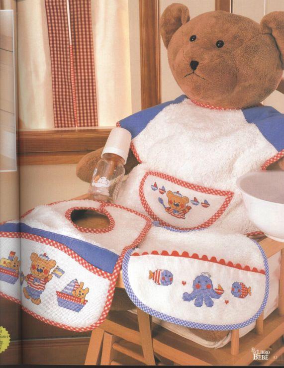 Gallery.ru / Фото #49 - el libro del bebé - geminiana