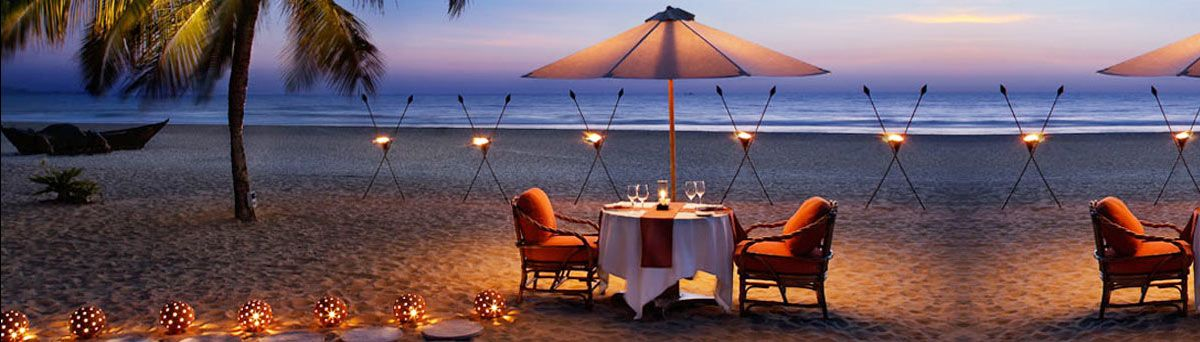 Luxury Beach Resorts In India Indian Holiday Offers Online Information On Resort And Also Provides Booking For