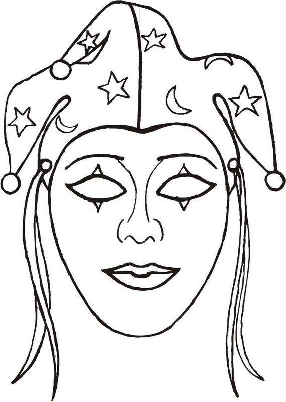 Menta Mas Chocolate Recursos Y Actividades Para Educacion Infantil Caretas Mascaras Y Antifaces Para Colorear Y Mascaras Carnaval Mascaras Dibujos Carnaval
