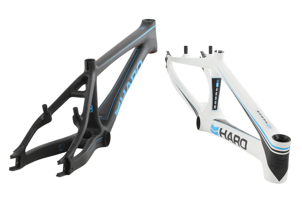 Haro Carbon Race Frame | BMX Frame\'s Available from www ...