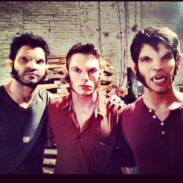 Teen Wolf Pack photo! Tyler Hoechlin, Colton Haynes, & Tyler Posey