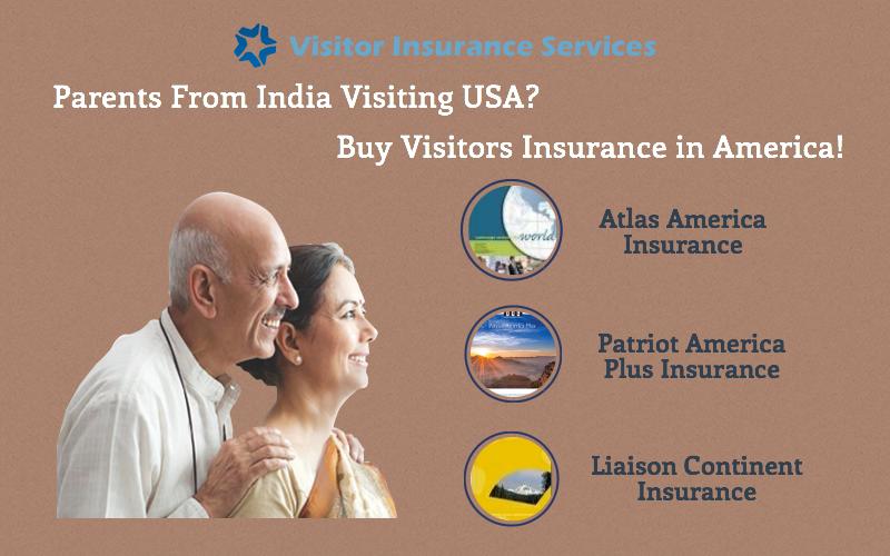 Buy Visitorsinsuranceusa For Parents From India Visiting America