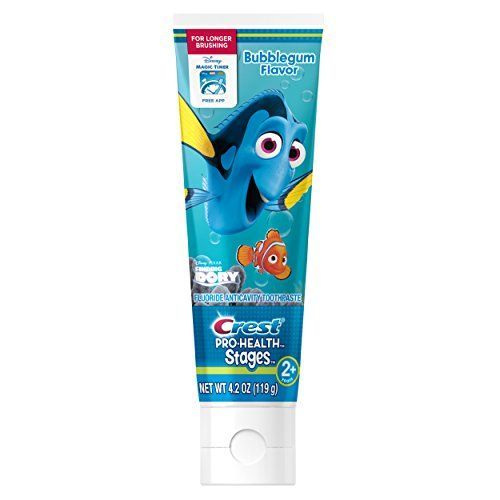 Crest Pro-Health Stages Finding Dory Toothpaste, 4.2 Ounce