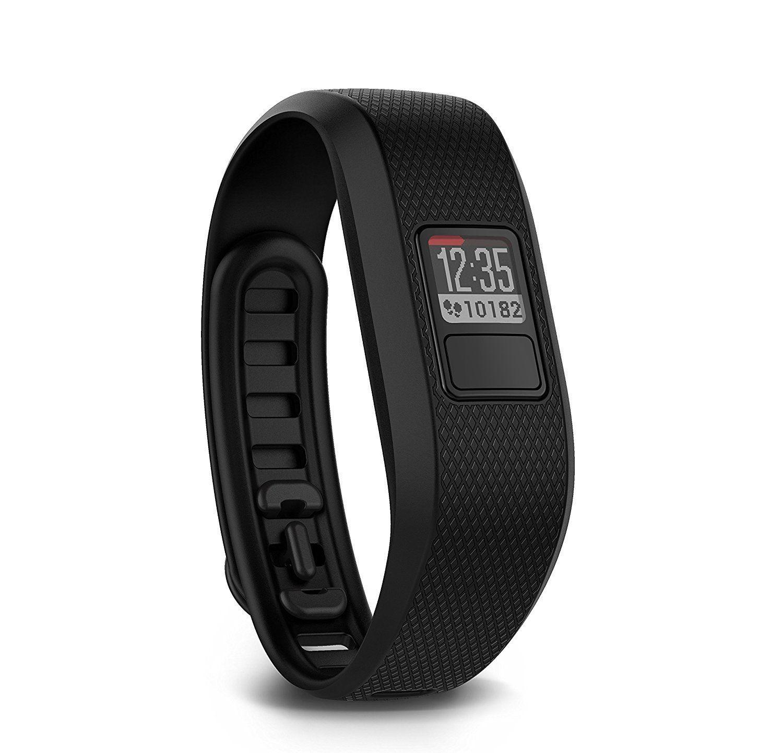 Garmin vivofit 3 Activity Tracker, Regular fit Black