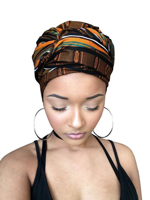 bf1d756b3 Stand out with this Wax fashion head wrap. It is custom made from imported  100% premium African cotton fabric our scarves are easy to tie and large  enough ...