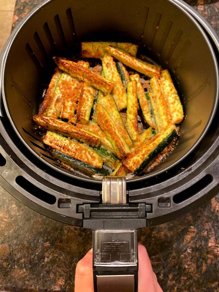 Breaded Zucchini Air Fryer Recipes