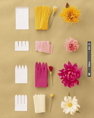Crepe paper flowers check out more ideas at weddingpins flowers out of crepe paper streamers crepe paper flower project make crepe paper flowers diy crepe paper flowers watercolor paper flower tutorial mightylinksfo