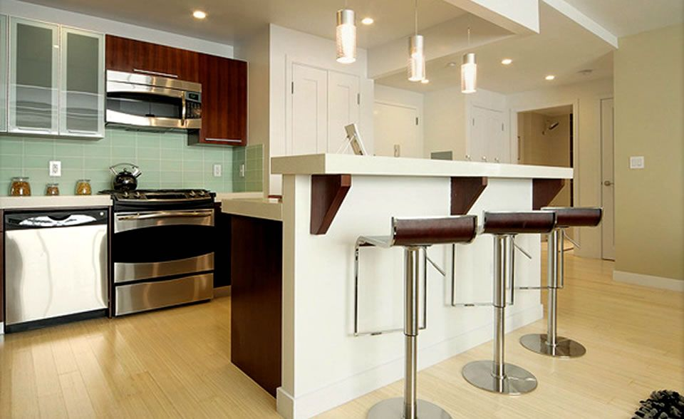 Condo Kitchen Design Best Nyc Luxury Apartments Kitchens And Luxury Apartment Kitchen Design Ideas